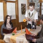 Gasthof zur Kirche, 1. Bierbad NÖ Familie Schrammel